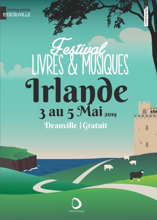 Book Music Festival 2019 Deauville Tourism Events