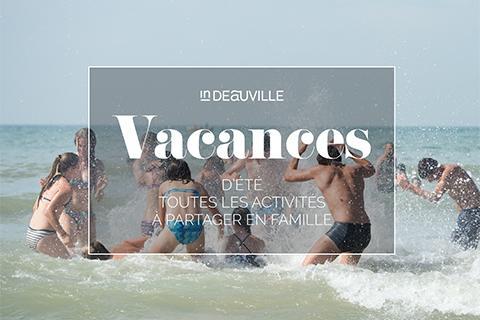 Sommerferien in Deauville