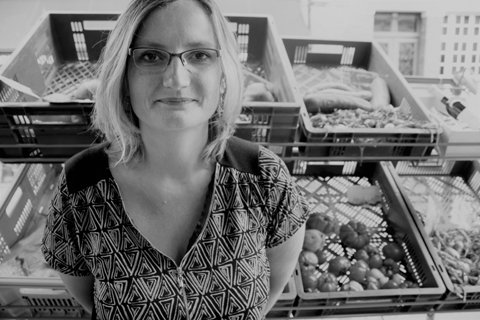 Linda Thierry, magasin Nature et gourmandise