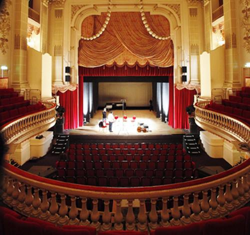 Salle Spectacle Casino Deauville