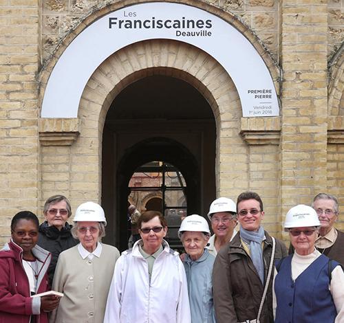 Les soeurs Franciscaines