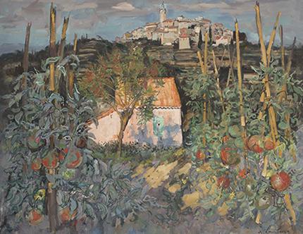 Les Tomates de Mougins - 1959 © André Hambourg