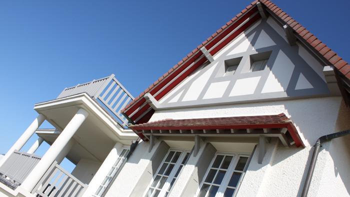 Villa Namouna - außen