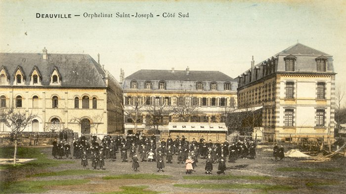 Orphelinat Saint-Joseph - Côté Sud