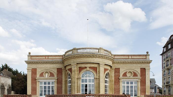 Villa le Cercle, außen