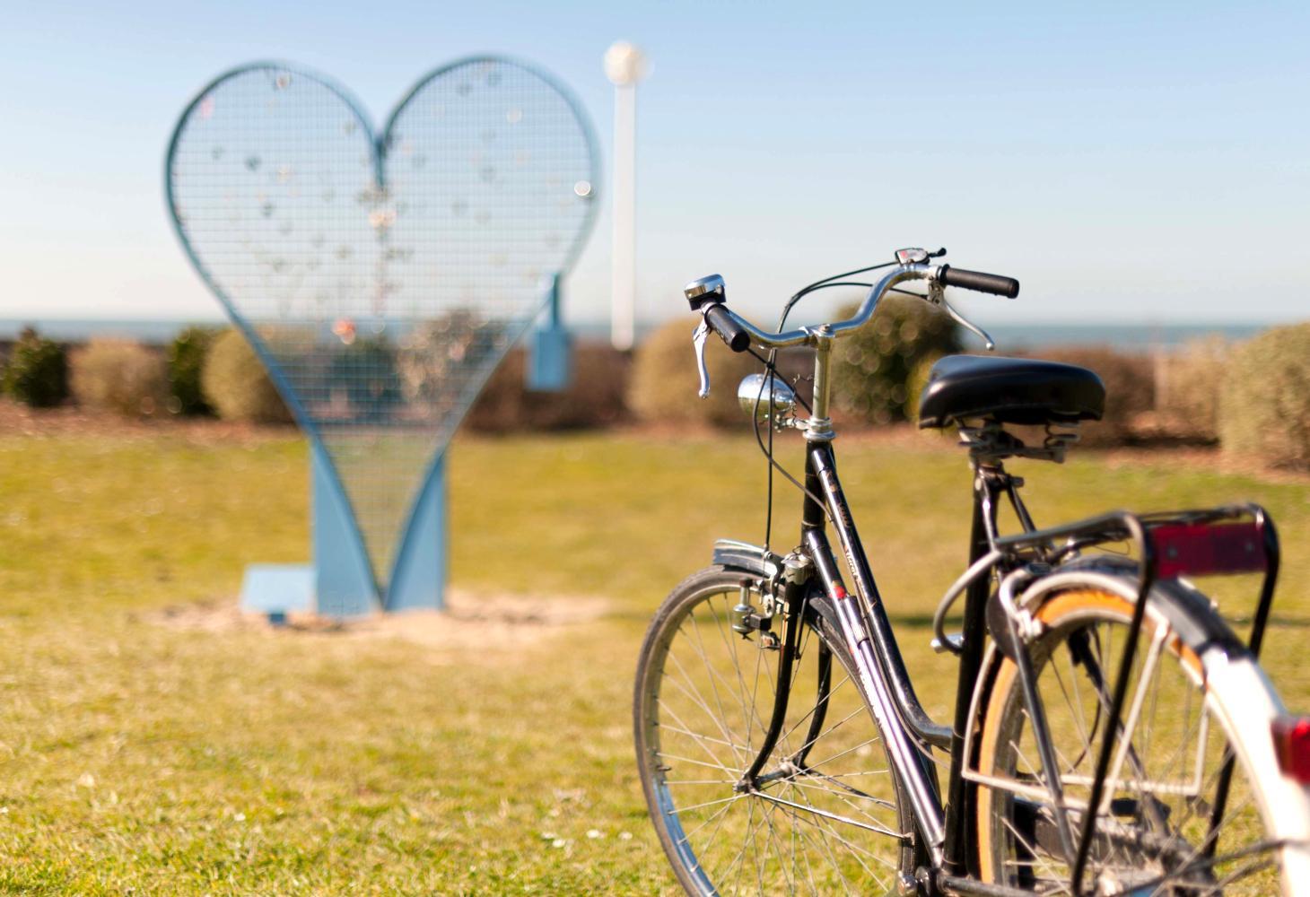 Vélo Deauville