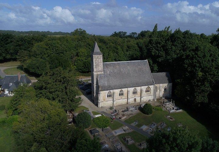 Saint-Pierre-Azif Church