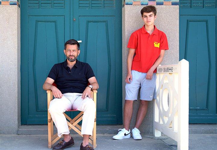 Arnaud and Simon Hadida