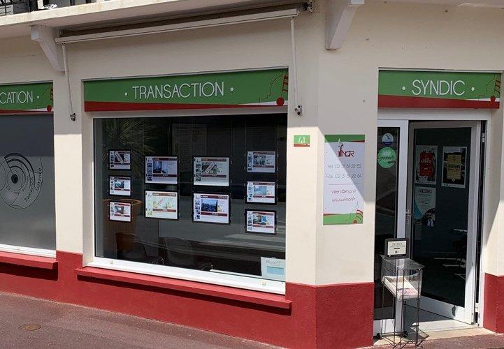 Agence Ifnor, Villers-sur-Mer