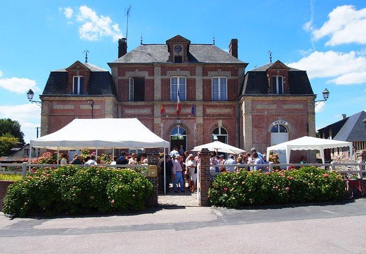 Rathaus Saint-Pierre-Azif