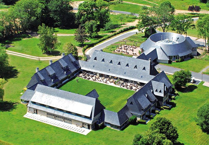 Herrenhäuser von Tourgéville 4