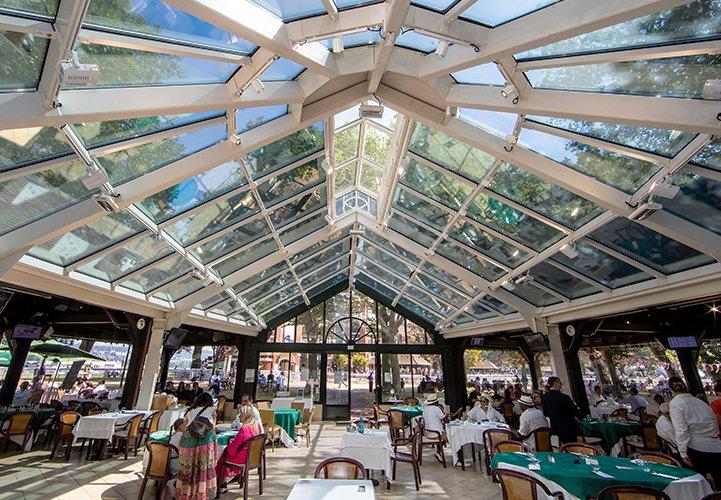 Restaurant Les Jardins du Paddock