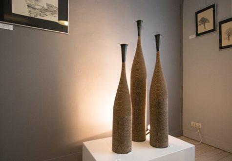 Galerie des créateurs - poterie - DLB