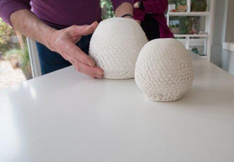 Galerie des créateurs - Touques - poteries - DBL