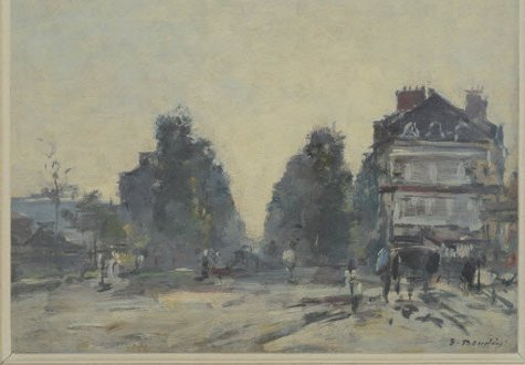 Hotel You - by Eugène Boudin - 475x330