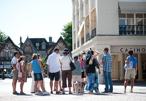 Visite guidée : Deauville et le cinéma français