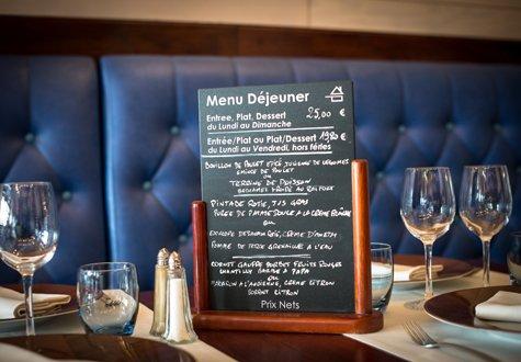 Restaurant Augusto - Tisch - Naïade Plante - 475 x330