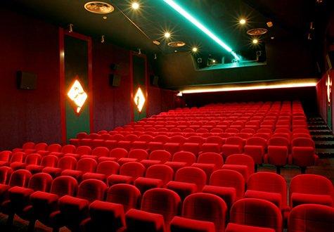 Cinema of the Casino of Villers-sur-Mer