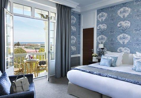 Normandie Schlafzimmer 1
