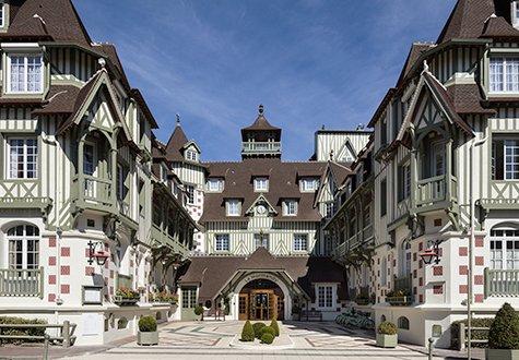 Hôtel Barrière Le Normandy*****