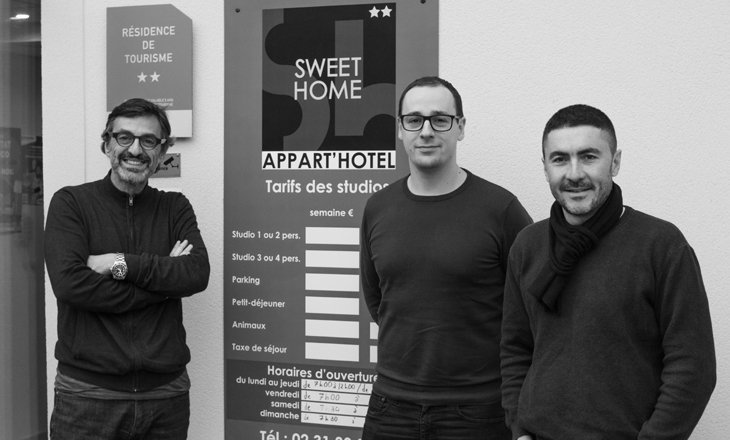 Sweethome inDeauville