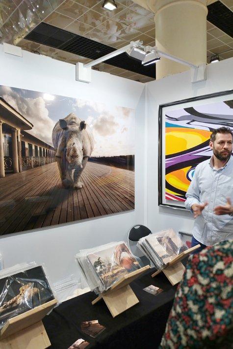 Art shopping - salon images - 475x710