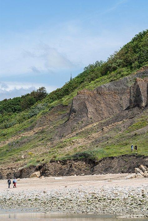 The Black Cow Cliffs