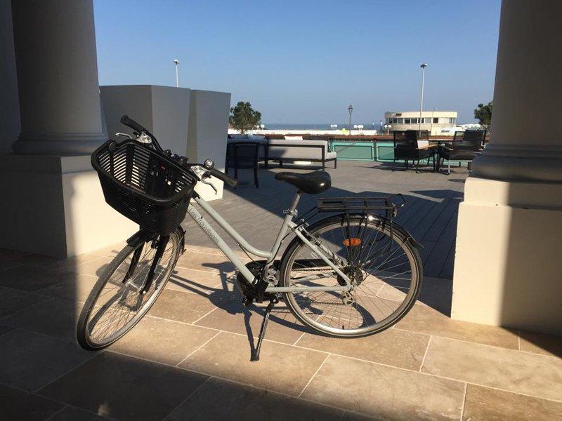 Les trouvillaises, vélo aux cures marines