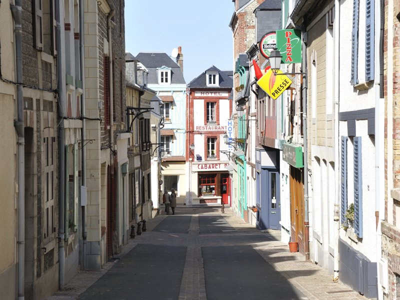 Villerville - Village 800X600 - Ville de Villerville