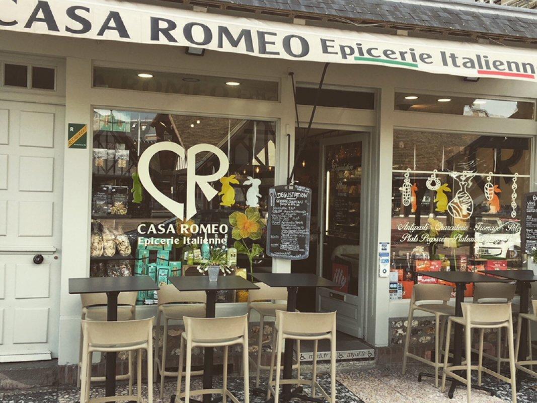 Casa Romeo, Italian caterer 600X800