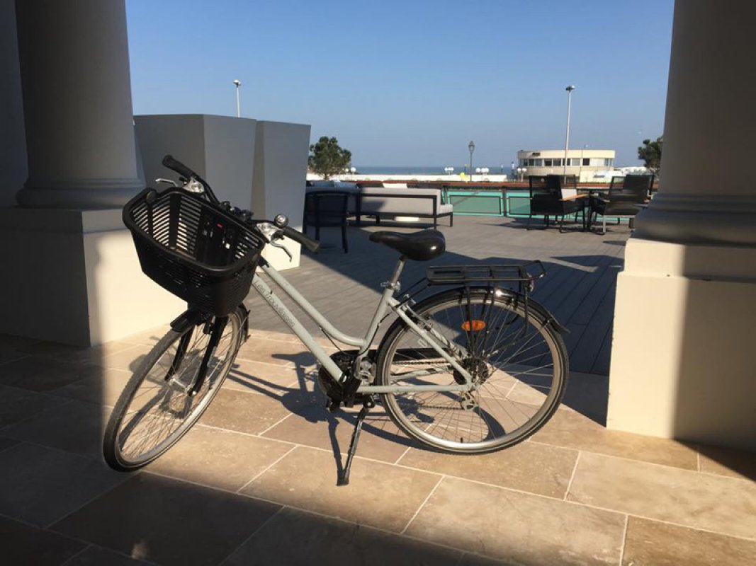 Les Findillaises, cycling with sea cures