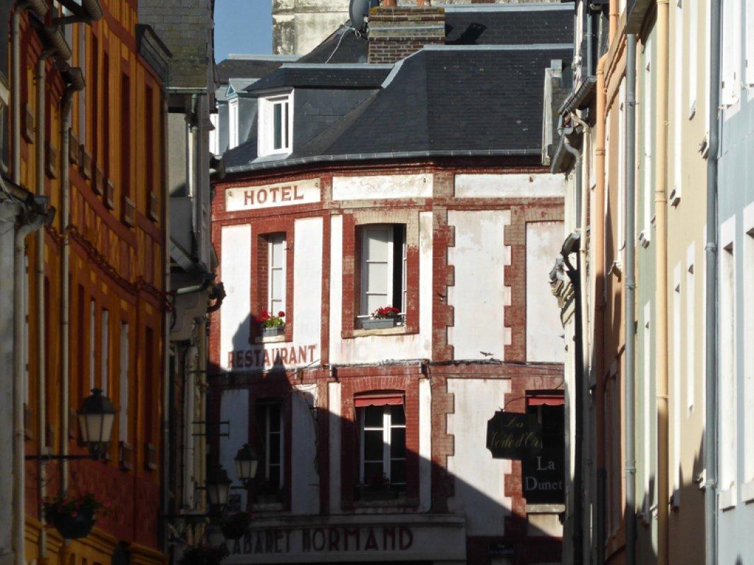 Villerville - 80X600 -Rue Abel Mahu - Ville de Villerville