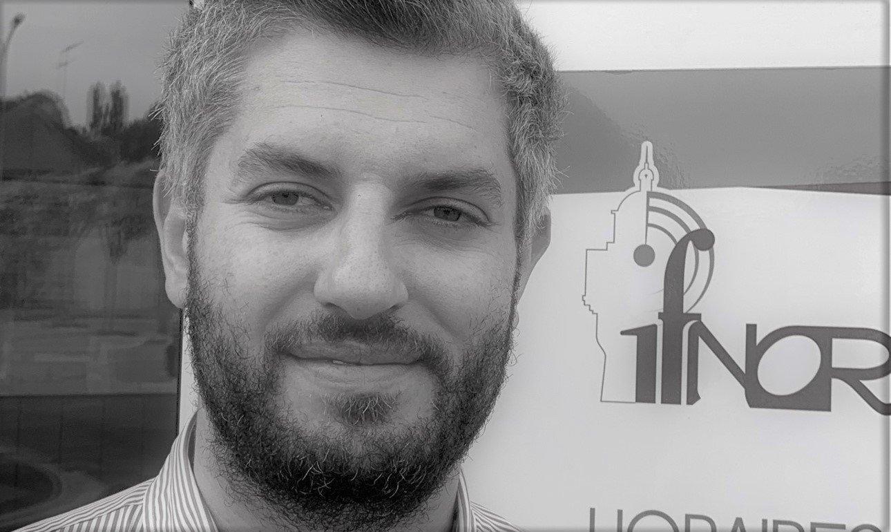 Christophe Perez, agencia Ifnor