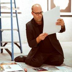 Portrait Todd Hiddo, Galerie des Fillles du Calvaire - 630X630