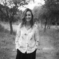 Portrait Charlotte Bovy festival contact sheets 2020