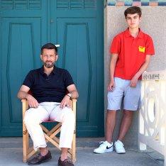 Arnaud et Simon Hadida