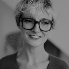 Portrait Leatizia Le fur festival contact sheets 2020